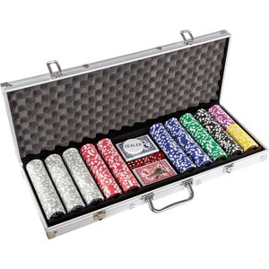 Ultimate poker set 500 chips