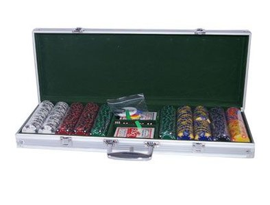 AK-Suits 500 poker set