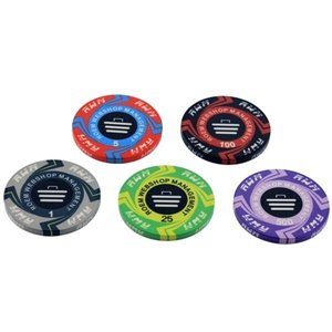 Custom EPT pokerchips
